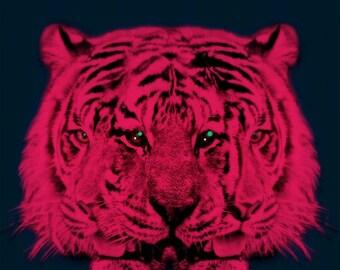 Tiger  18 X 24 POSTER