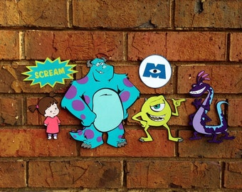 Monsters, Inc. Party Pack