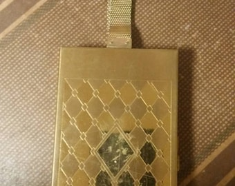 Vintage metal purse