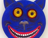 The Blue Cheshire Cat