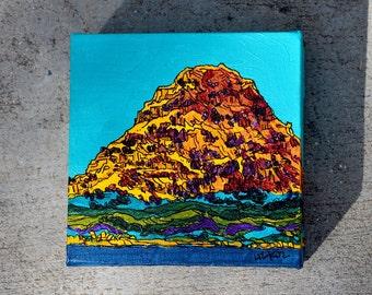 The Uintas, Mirror Lake & Bald Mountain