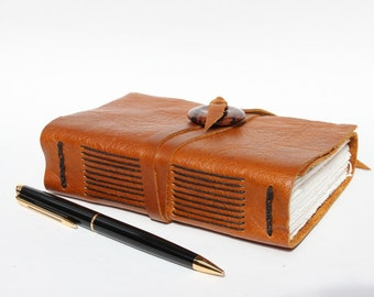 Leather Journal or Notebook