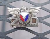 US Army Pin Franklin Arsenal Military pin