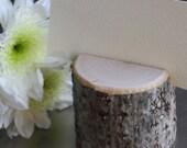 Woodland Branch Escort Name Card Holders - Set of 10 - Elegant Rustic Chic Wedding, Photographs, Artwork Display, Craft Fair Display
