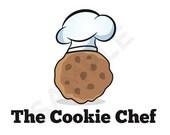 Premade Logo Design - Cookie Chef logo