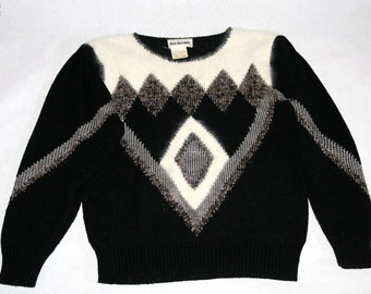 Best 80's Sweater Ever I think- Size M