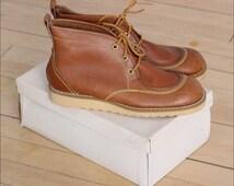 Sidekicks . vintage boots . dead stock boots . 4911