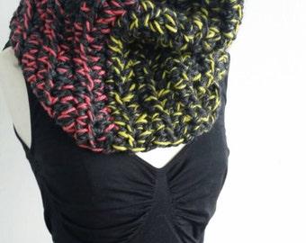 Circle scarf Winter Freshhhh chunky cowl scarf