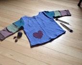 ON HOLD for litylphoenix.  Sage Shirt and custom arbutus pants.