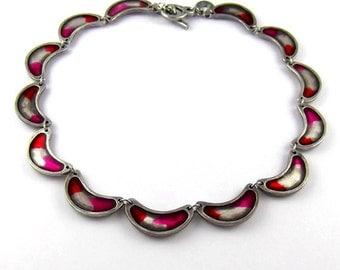 Segments Necklace