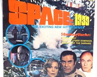 Space 1999 Album Cover Purse Custom Made Vintage LP Record Album Handbag Tote