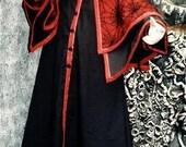 Hooded Horseman Halloween Cosplay Haunted Costume