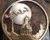 Santa in the Limestone City