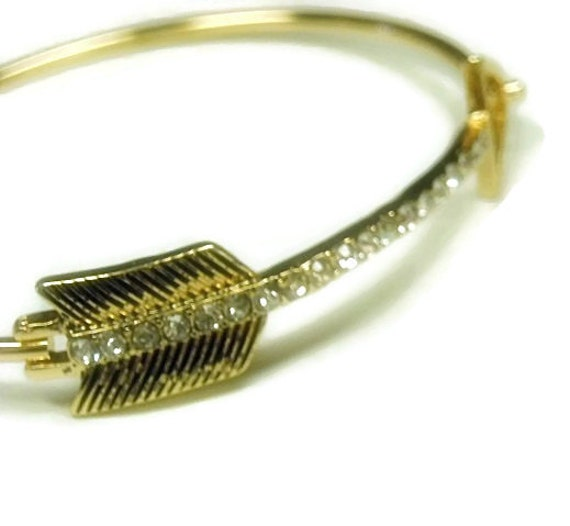 arrow bracelet arrow bangle bracelet arrow jewelry by