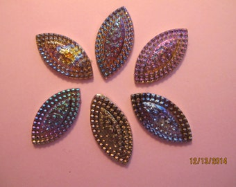 Marquise beads