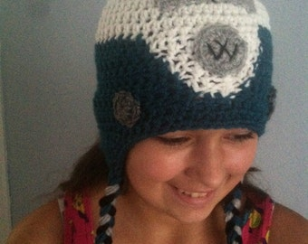 Volkswagen bus inspired hat