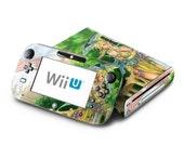 Nintendo WiiU Decal Sticker Skin - Dragon Lore