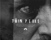 Twin Peaks alternative tv show poster