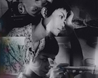 Chungking Express alternative movie poster