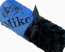 Popular Items For Dirt Bike Blanket On Etsy