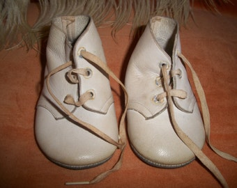 Antique Baby Doll Shoes
