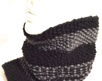 Neck Warmer, soft and warm, Cowl