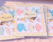 Vintage Paper Doll Party Gift Pack