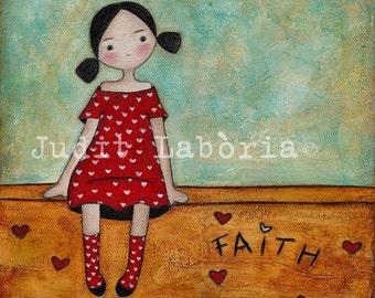 PRINT Faith