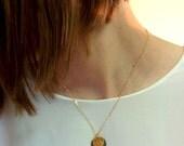 Bambu Doblet necklace