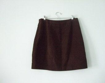 Vintage GAP Velveteen Rabbit Skirt