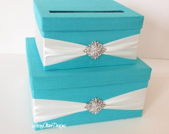 Wedding Card Box Money Holder Gift Card Envelope Box Custom Made