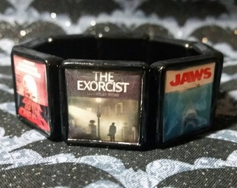 Horror movie inspired bracelet