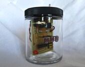 Drone Jar Synthesizer