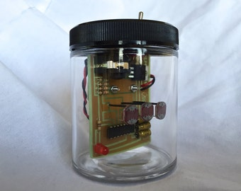 Drone Jar Synthesizer