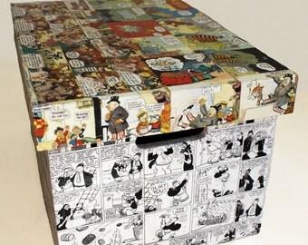 Classic Comics Handy Box
