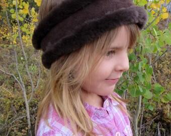 Kids Sheepskin Earband
