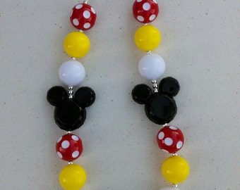 Mickey Necklace 2
