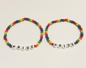 Set of 2 PRIDE Bracelets