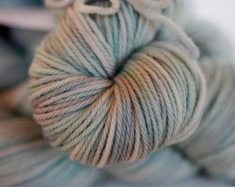 Worsted, Lullaby Green: Best Worsted SW Merino, 11315