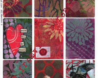 INSTANT DOWNLOAD ATC starters 2 digital page
