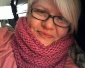 Hand Crocheted Cowl aka: Snood