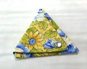 Two Sided Triangle Coin Purse
