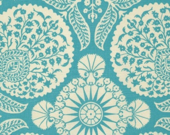 Bazaar in Eucalyptus (pwjd102) - FLORA - Joel Dewberry  - Free Spirit Fabric - 1 yard