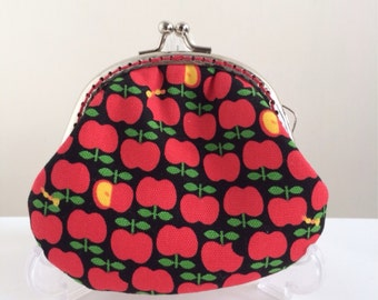 Free Shipping - Handmade Coin Purse Big Big Apple