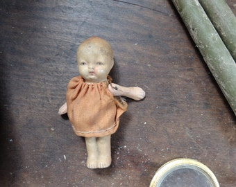 Antique Bisque Made in Occupied Japan Doll
