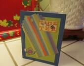 Time For Tea Blank Card -- Mary Engelbreit