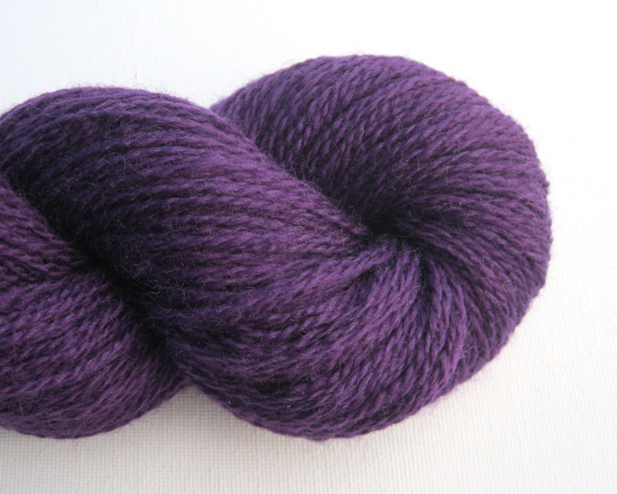 Sport Weight Yarn : Sport Weight Merino Wool Recycled Yarn by ThoughtfulRoseSupply