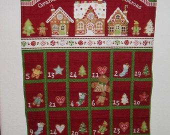 Christmas Advent Calendar - Grandma's Love