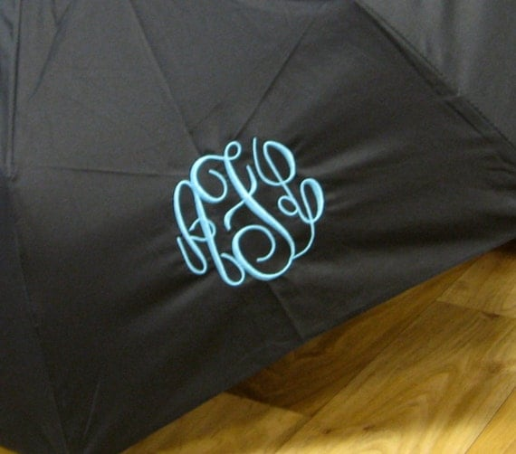 Black Umbrella is Always in Style