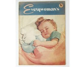 1947 issue of EVERYWOMAN'S magazine
